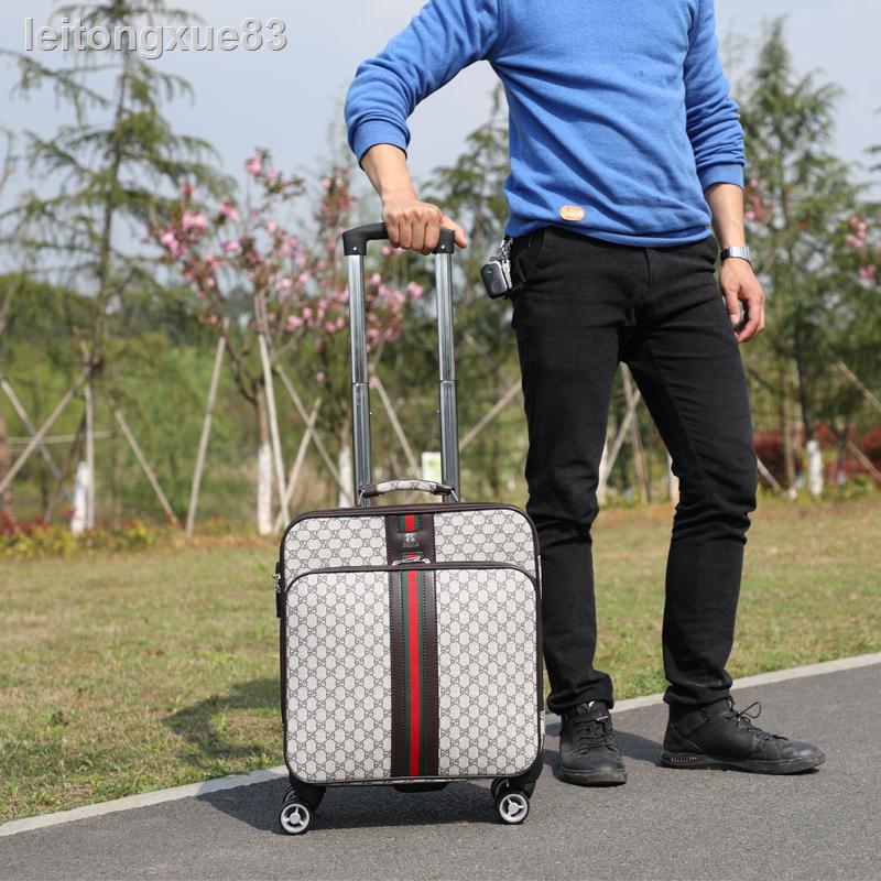 กระเป๋าเดินทางขนาดเล็ก 18 นิ้ว 16 นิ้ว