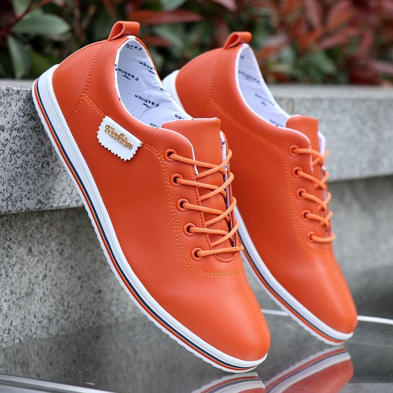👞รองเท้า หนังแท้ 👞รองเท้าคัชชูหนังขัดมันชาย   รองเท้าผูกเชือก รองเท้าหนังธุรกิจสำหรับผู้ชาย รองเท้าหนังแฟชั่น
