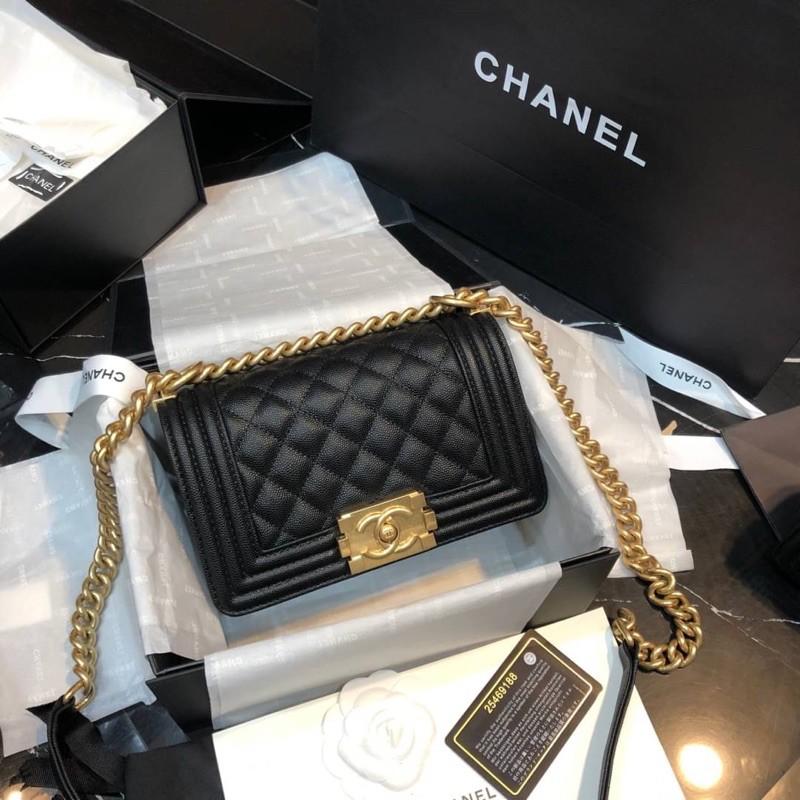 #ChanelBoy #caviar20cm