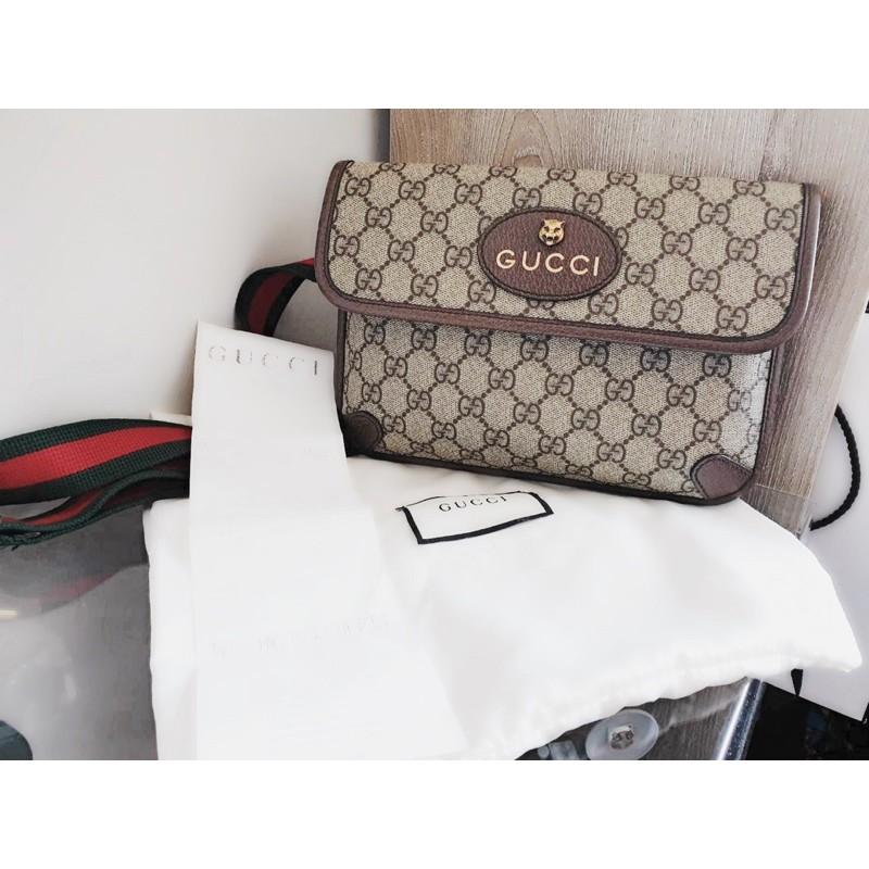 👛Gucci belt bag Y20🔥 ใบเสร็จช้อปไทย 🔥23999🔥 ID : Issaree1818 Tel : 0818081541