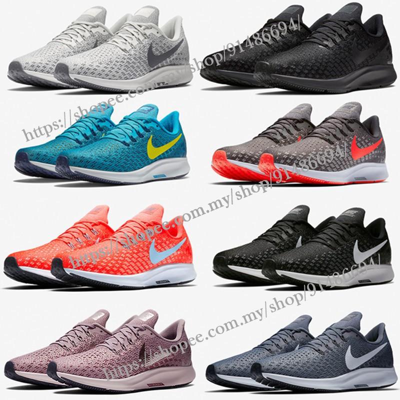 Dejar abajo Empresa Puede soportar  Nike AIR ZOOM PEGASUS 35 รองเท้าวิ่งผู้ชายผู้หญิง | Shopee Thailand