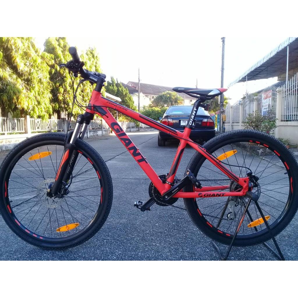 จักรยานเสือภูเขา giant rincon