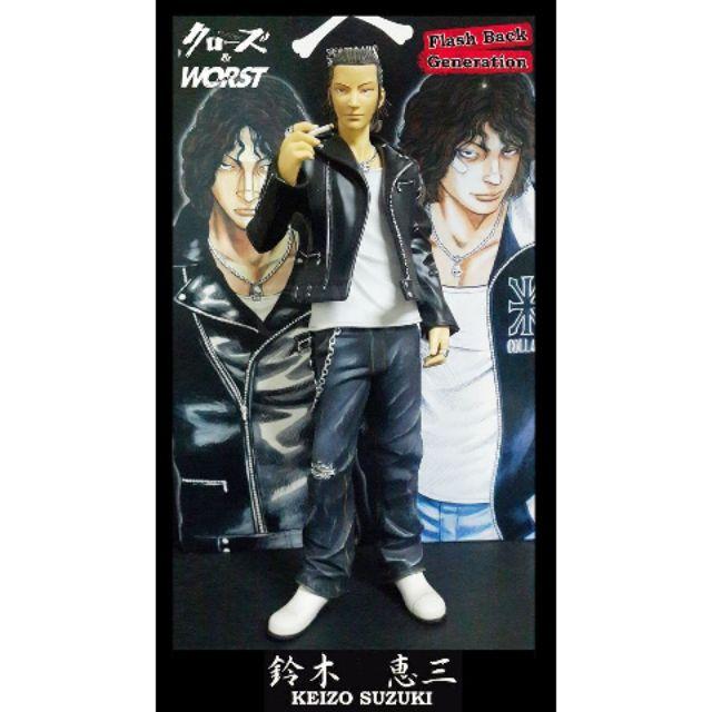 อีกา 22 cm CROWS & WORST 22 cm KEIZO SUZUKI (Riders Normal Limited Edition!!)