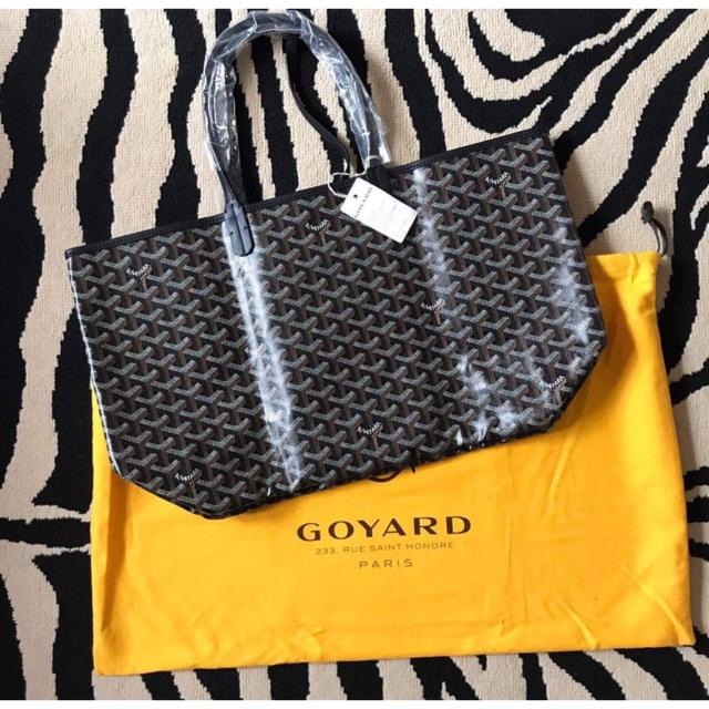 New goyard pm tote bag