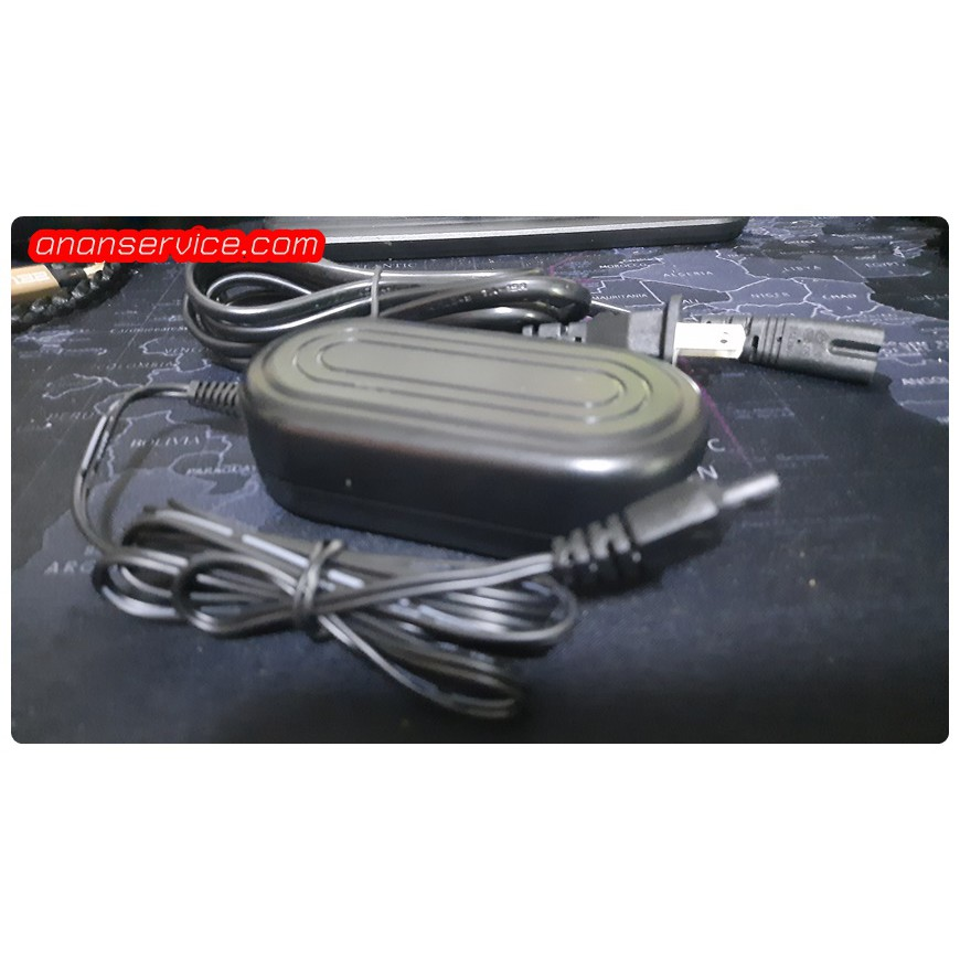 อะแดปเตอร์ไฟ AC สำหรับ Panasonic กล้องวิดีโอ HDC-HS700 SD700 TM700K TM700 TM300K HS300P HS300 ของใหม่