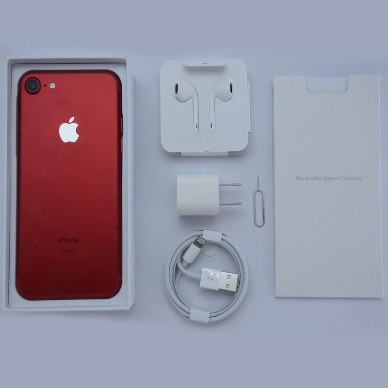 apple iphone 7 มือ2 มีประกัน ดูรูปได้ สภาพสวย ไม่เคยแกะ อุปกรณ์ครบกล่อง แท้100% โทรศัพท์มือถือไอโฟน7 iphone7มือสอง i7 Ne