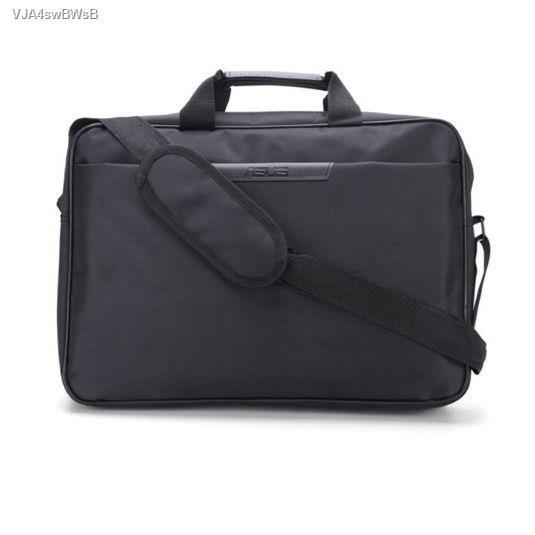 ☃กระเป๋าโน๊ตบุ๊ค14.6นิ้ว15นิ้วกระเป๋าถือ15.6นิ้วกันกระแทกและกันน้ำไหล่ข้างเดียวในแนวทแยง กระเป๋าเดินทางเพื่อธุรกิจ
