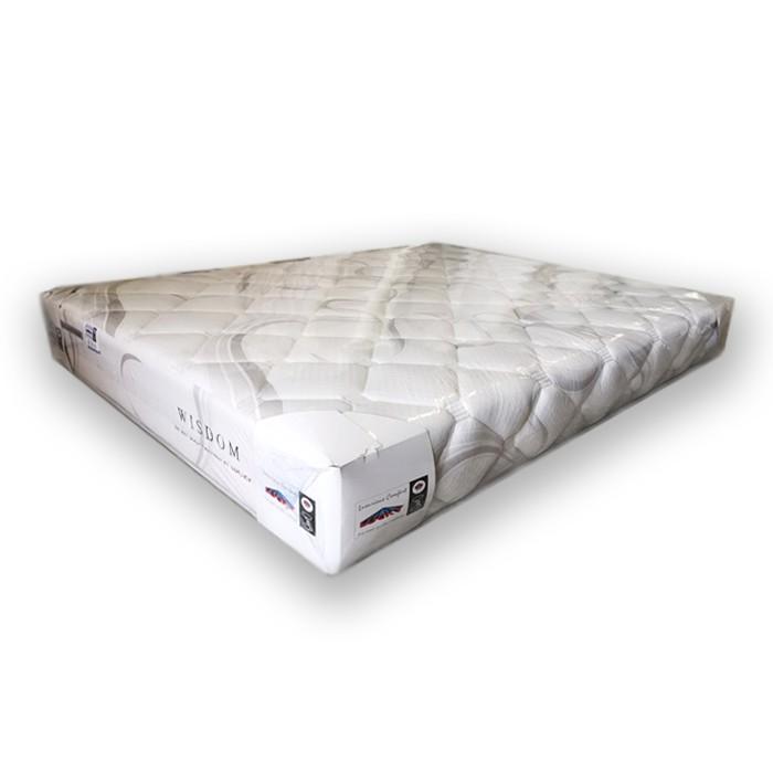 Lucky mattress ที่นอนพ็อกเก็ตสปริงระบบ THE INTELLEGENT POCKET SPRING รุ่น WISDOM-6ฟุต