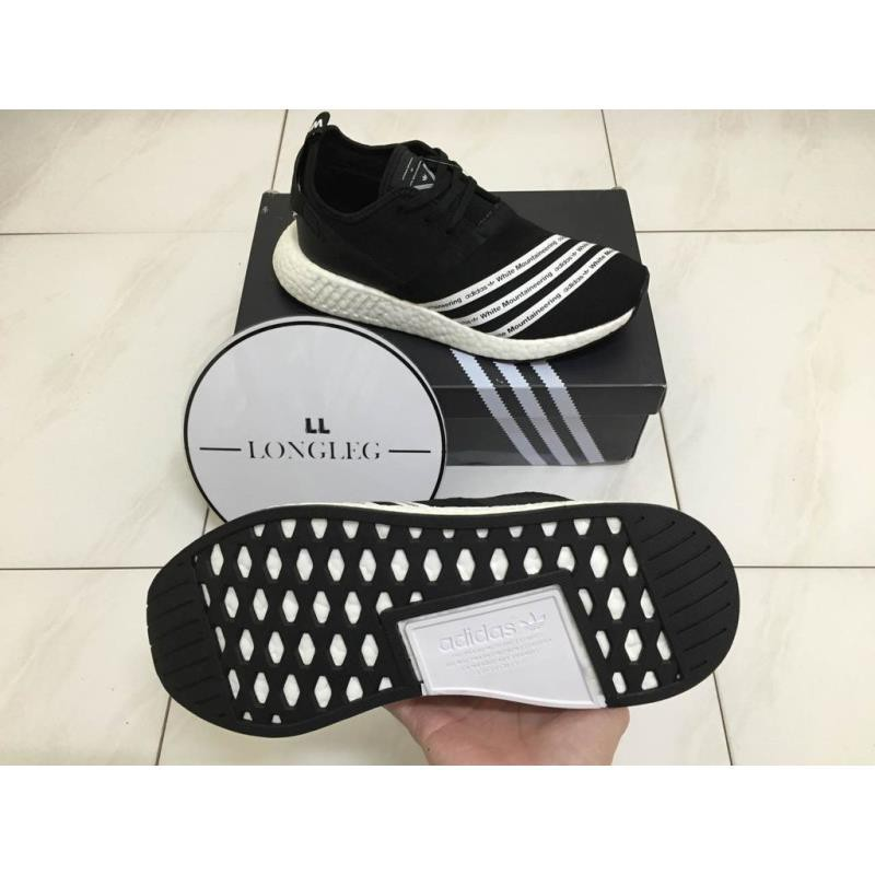 Find Price Adidas NMD R2 x White Mountaineering Black จำกัด