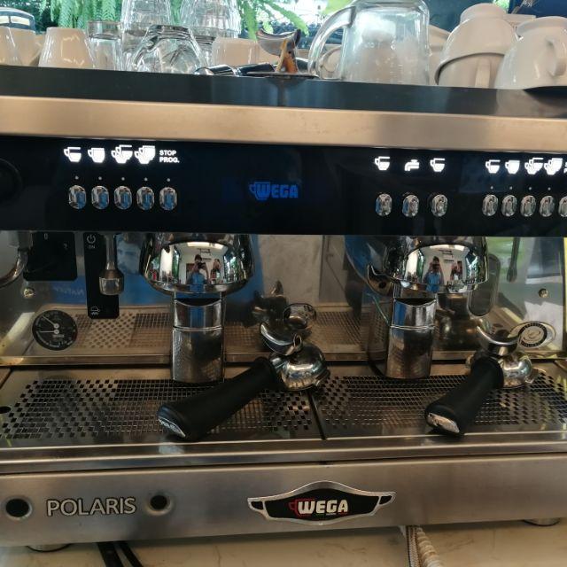 ชุดเครื่องทำกาแฟ wega