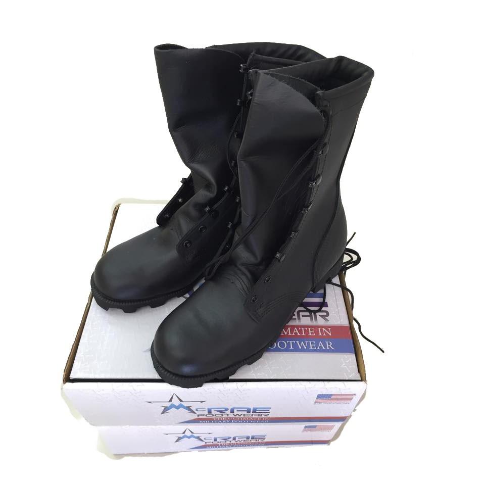 รองเท้าทหารคอมแบท US. ยีห่้อ MC REA เบอร์ 8w ของแท้ USA. ORIGINAL
