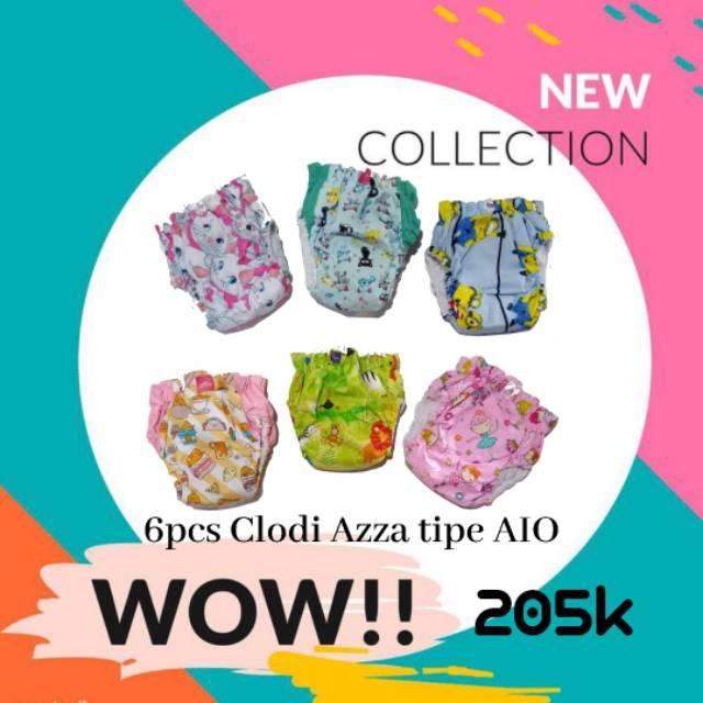 Azza Clodi แพคเกจประเภท Aio