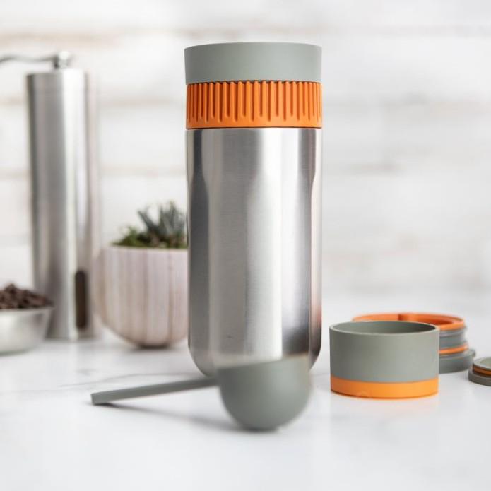 (29-Oct พร้อมส่ง) Wacaco Pipamoka Coffee Maker เครื่องทำกาแฟระบบสูญญากาศ