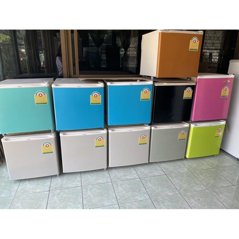 ตู้เย็นมือสอง มินิบาร์ 1.9 คิวมีประกันพร้อมใช้งาน