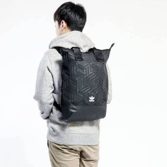 กระเป๋าเป้ ADIDAS Unisex 3D Roll Top Backpack
