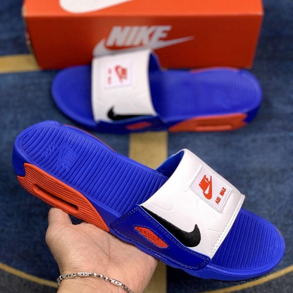 Air Max 90 สไลด์ 90 เบาะลมรองเท้าแตะรองเท้าผู้ชายกีฬาสบาย ๆ รองเท้าชายหาดรองเท้าแตะรองเท้าแตะรองเท้าแตะ