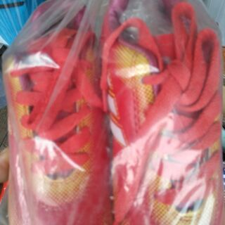 (เก็บปลายทาง)รองเท้าสตั๊ดนักเตะรุ่นจิ๋ว27-38(เลือกสีได้)
