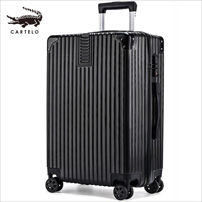 Cartelo กระเป๋าเดินทางกระเป๋าเดินทาง Chassis 24 นิ้ว