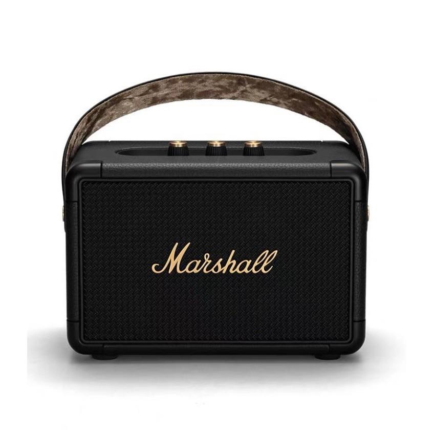 Marshall ลำโพงบลูทูธ - Marshall Kilburn II-Black รับประกัน 1 ปี เต็ม