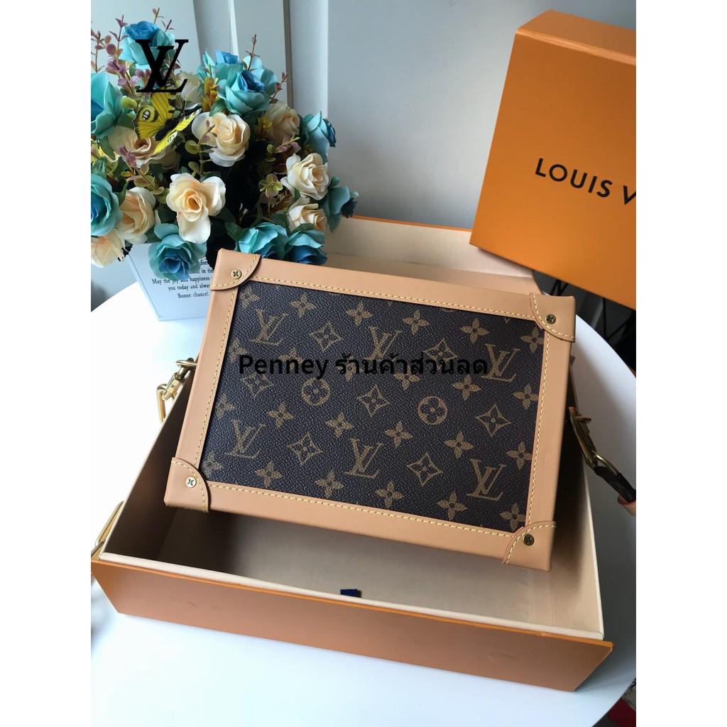 Louis Vuitton, ใหม่ 2020, กระเป๋าแฟชั่น, กระเป๋าสะพายสุภาพสตรี, กระเป๋าถือสุภาพสตรี, กระเป๋าหนัง, สหายเดินทางที่เหมาะ