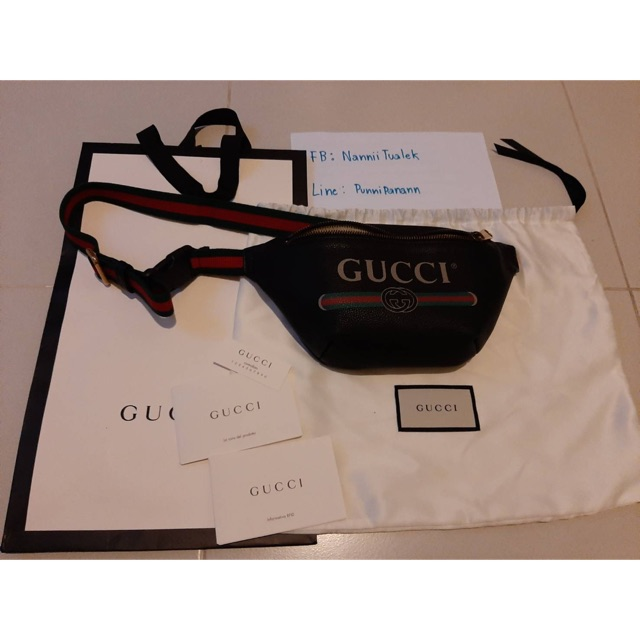 New!!! Gucci belt bag
