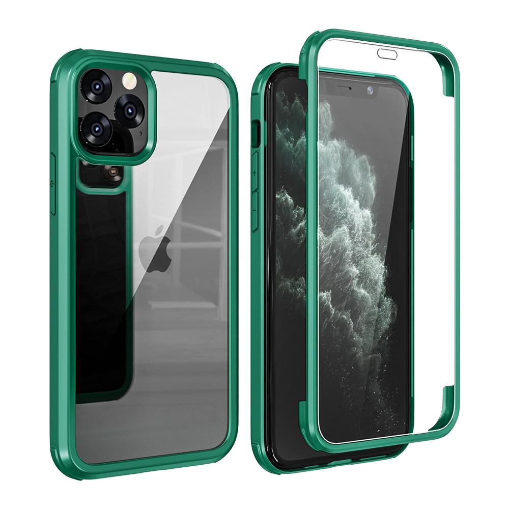 เคสโทรศัพท์มือถือ Tpu แบบสองด้านสําหรับ Iphone 11 Pro Max Xr Xs X I 11