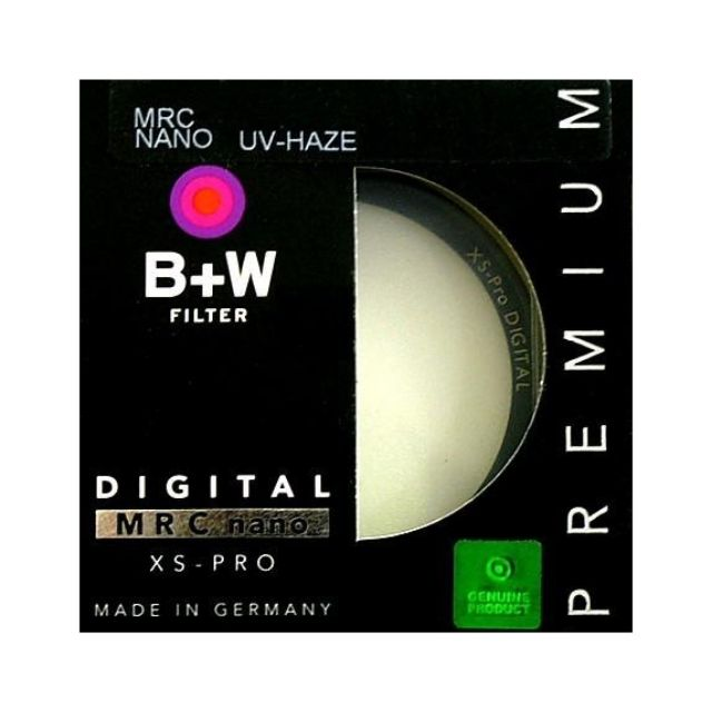 B+W XS-Pro UV Haze MRC-Nano digital Filter