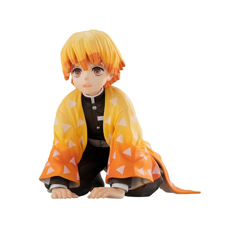 ภรรยาของฉัน Zenyi  ตุ๊กตาอนิเมะDemon Slayer Anime Figure Q osket 13Cm My Wife Zenyi Secial Edition Character vc Model Ja