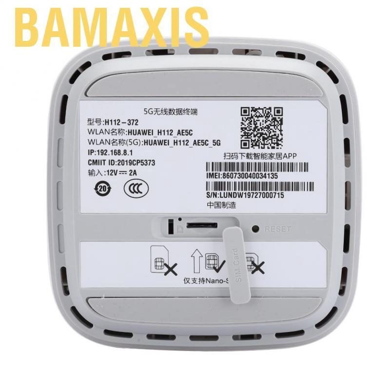 เราเตอร์ไร้สายสําหรับ Huawei 5 G Cpe Pro H 112-372