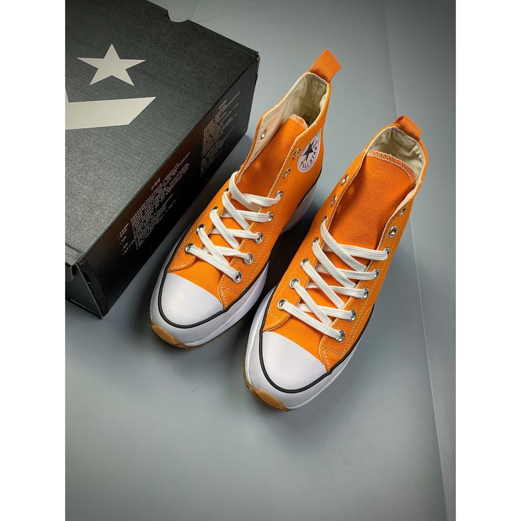 แท้ Converse chuck Run Star Hike Hiรองเท้ากีฬาลำลอง รองเท้ากีฬาวิ่งรองเท้าผ้าใบ