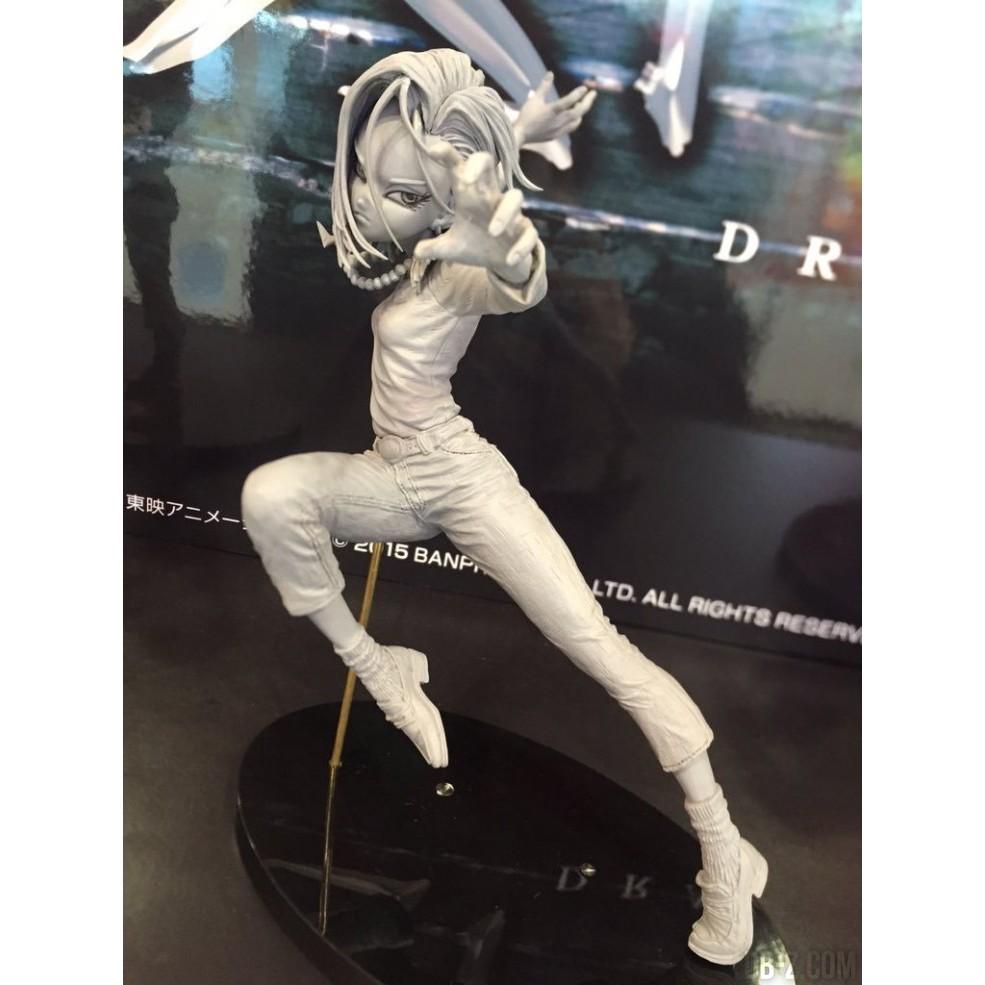 Banpresto Dragon Ball Z ANDROID 18 Figure [Japan]
