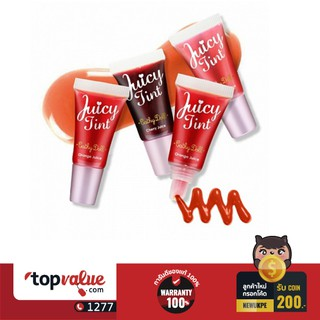 Review Cathy Doll Juicy Tint 7.5g - หลากสี