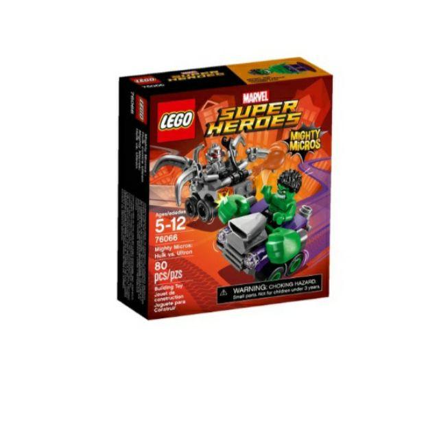 Lego Marvel Mighty Micros 76066