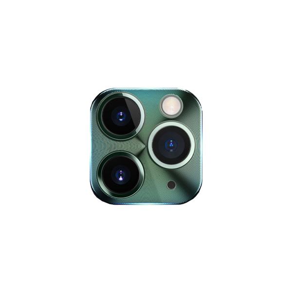 กรอบเลนส์ติดกล้องหลัง สำหรับ iPhone 12 mini 11 Pro Max