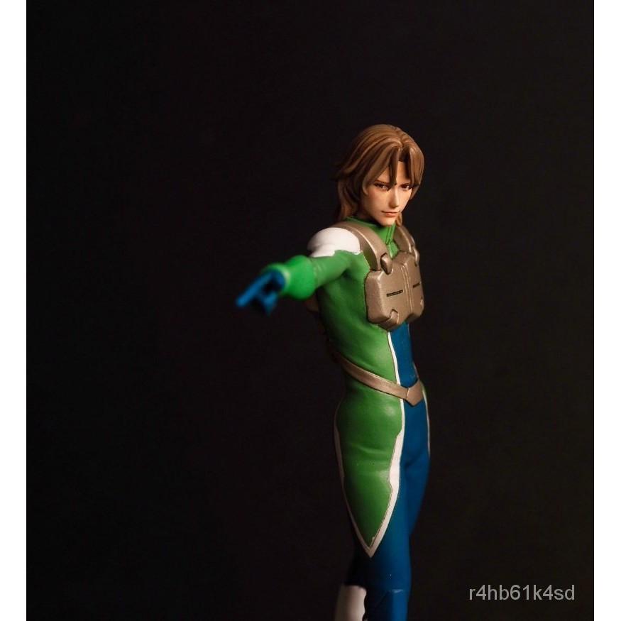 Resin Figure Kit Gundam 1/20 Lockon Stratos Unainted Garage Resin Model Kit#¥%¥# aIPg