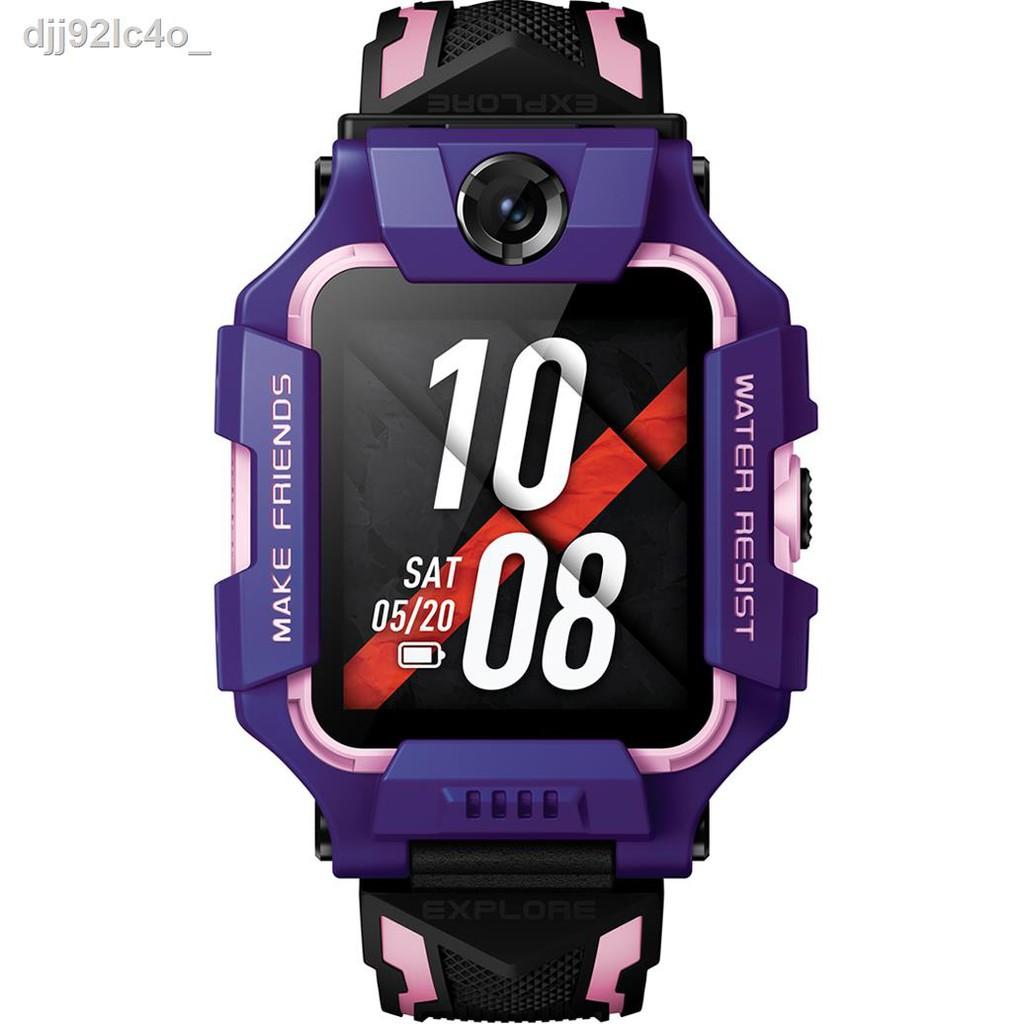 จุด✺imoo Watch Phone Z6 นาฬิกาโทรศัพท์ 4G นาฬิกาเด็กไอโม่ของแท้ประกันศูนย์ไทยผ่อน 0% สูงสุด 10 เดือน