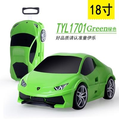 ♒ヵขี่ Li เด็กเล็กชายและหญิงลากกระเป๋าเดินทางวันเกิดเด็กสามารถขึ้นเครื่องได้ของขวัญการ์ตูนเด็กนั่งรถเข็น