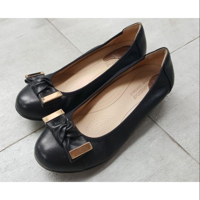 Dr.Kong คัชชู รองเท้าเพื่อสุขภาพ หุ้มส้น size 37