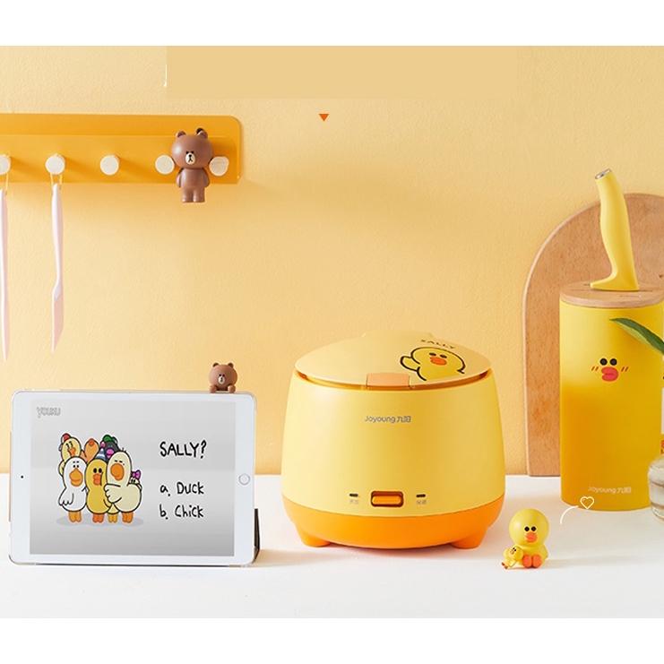 หม้อหุงข้าว Joyoung x Line Friends ไซส์ 1.5 ลิตร กินได้ 1-3 คน-bigsale