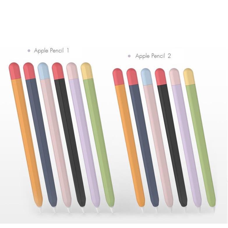 """พร้อมส่ง/มีของในไทย""""แท้""""ปลอกปากกา Apple pencil 1/2 เคสปากกา เคสแอปเปิ้ลเพน เคส apple pencil CbSq"""