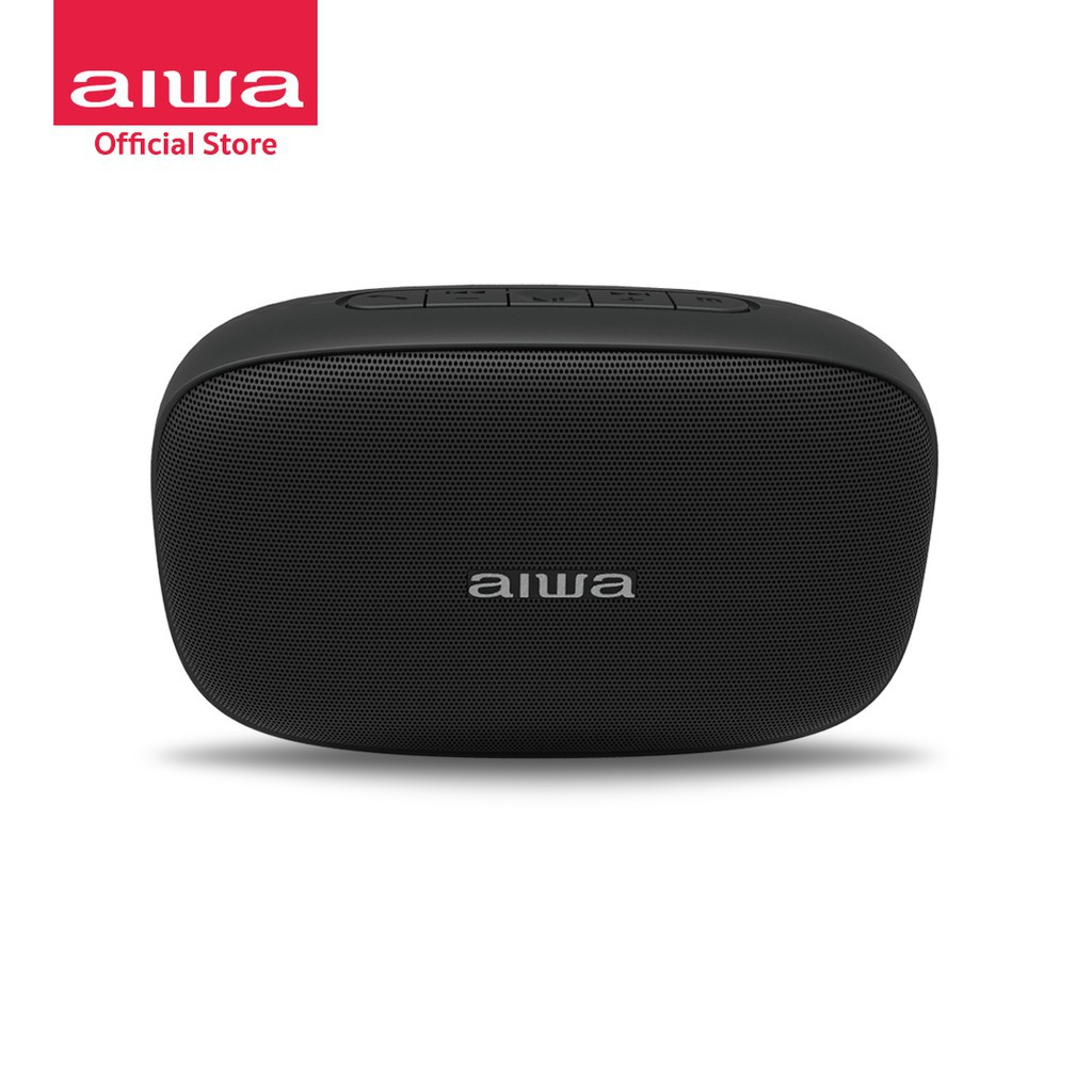 it2020seller ลําโพงบลูทูธ ลำโพงพกพา [ผ่อน 0%] AIWA SB-X50 Mini Bluetooth Speaker ลำโพงบลูทูธพกพามินิ ลำโพงเสียงดี