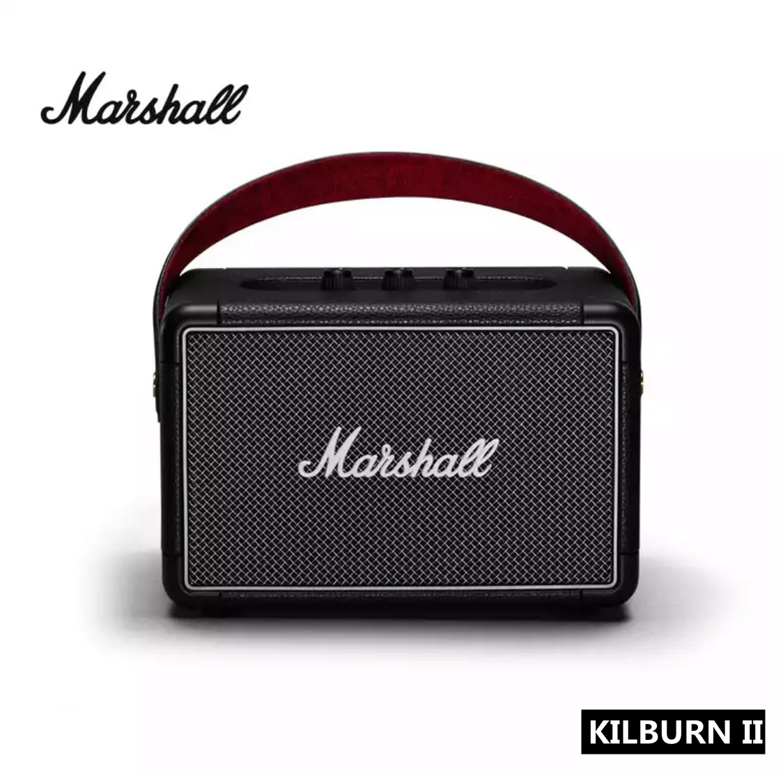 MARSHALL KILBURN II สีขาว - รับประกัน1 ปี + ส่งฟรีทั่วไทย (ลำโพงบลูทูธ, ลำโพงบ้าน, ลำโพงขนาดเ)