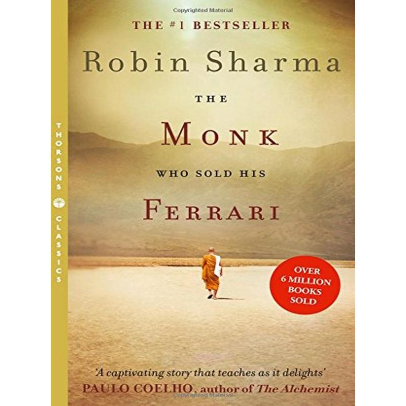 Asia Books หนังสือภาษาอังกฤษ MONK WHO SOLD HIS FERRARI, THE