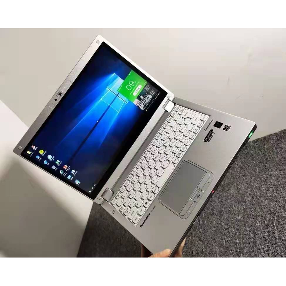 Panasonic Toughbook CF-MX4 Panasonic MX4 pure original with pen ultra-thin touch screen notebook ultrabook ctzI
