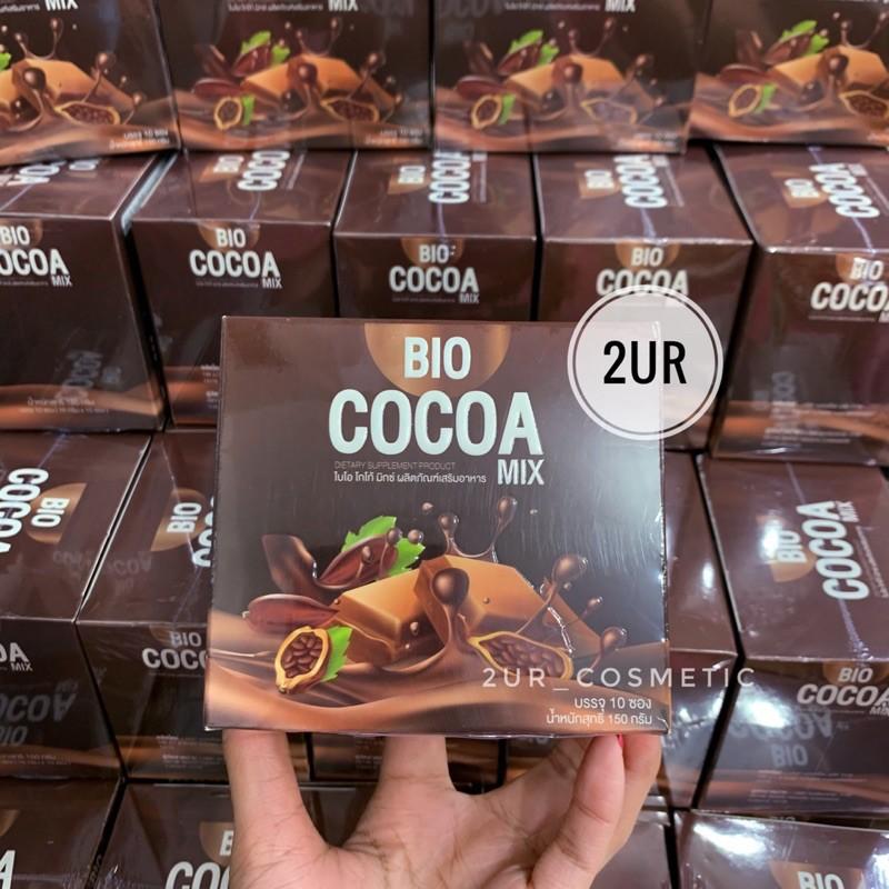 [hot]۩ไบโอโกโก้ ไบโอคอฟฟี่ มอลต์ มิกซ์ Bio Cocoa Mix / Bio coffee / Bio Tea Malt (10ซอง)