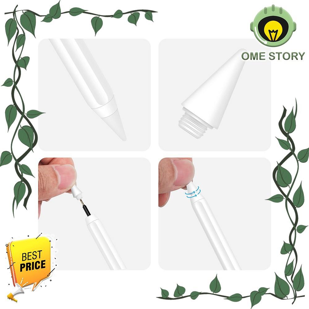 Tripledi Tip Apple Pencil 10th Generation 10th Generation Nib อะไหล่เปลี่ยนสําหรับ Apple Pencil