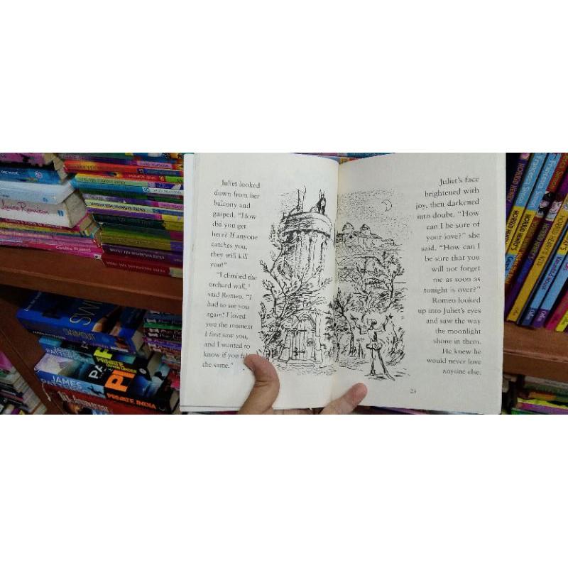 Romeojulietbookset2books