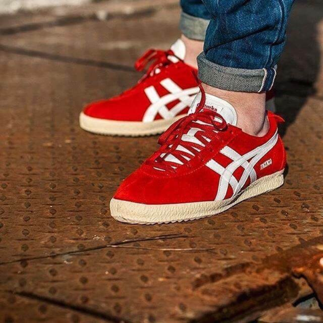 new products aa6f5 cbde1 Limited Edition Onitsuka Tiger Mexico 66 Delegation แท้100%