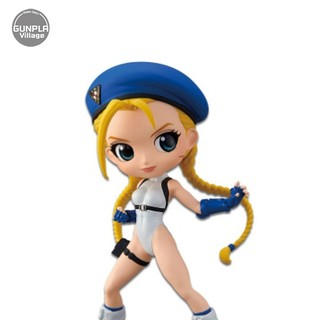 Review Banpresto Q Posket Street Fighter Series - Cammy (Ver.B) 4983164161328 (Figure)
