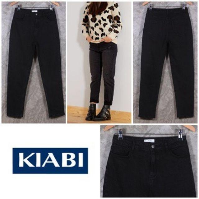 Buenos precios nuevo estilo de vida a bajo precio barata Size 40 KIABI JEANS Kiabi Destroyed Mom jeans
